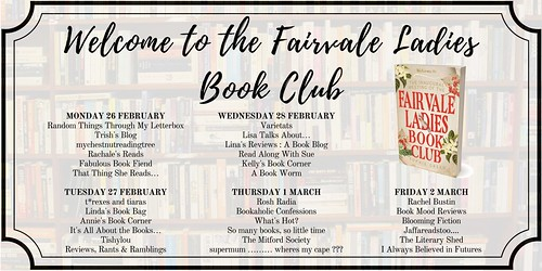 Fairvale blog tour poster