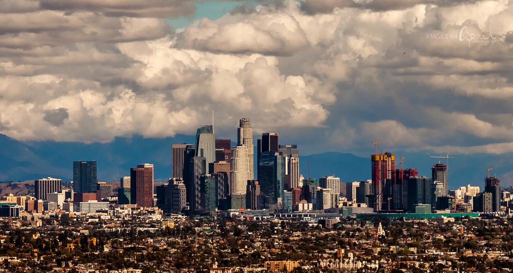 Los Angeles Oceanwide Plaza 3 Towers 677 49