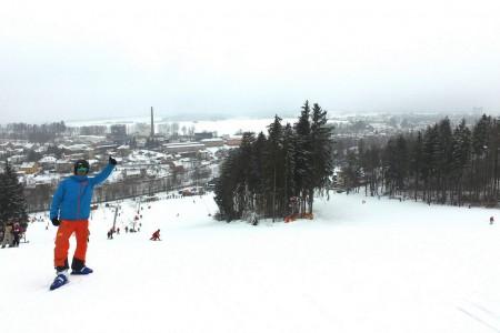 SNOW tour: Hlinsko – jednička na jih od Pardubic