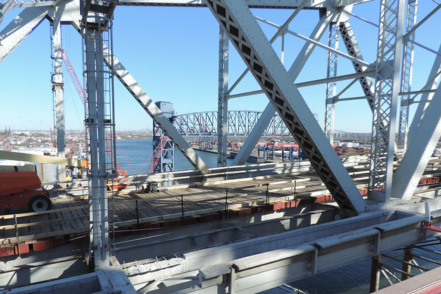 Goethals Bridge Replacement Project - Progress - November 2017