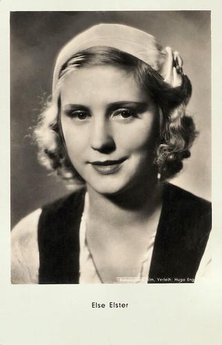 Else Elsterin Flucht nach Nizza (1933)