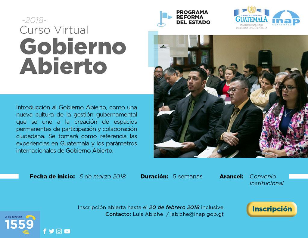 16 Gobierno Abierto
