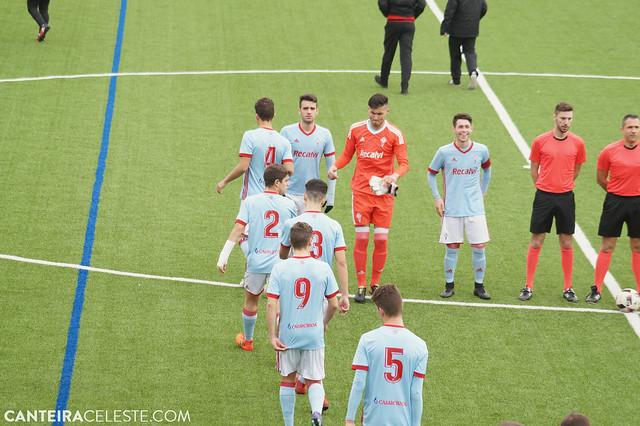 JUVENIL A | Celta - TSK Roces (10/02/2018)