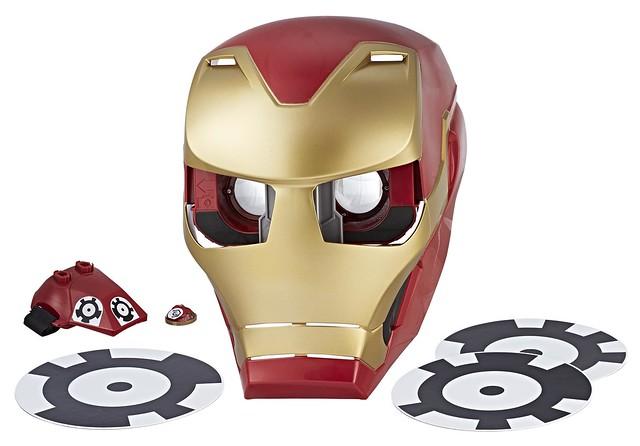 擴增實境讓你體驗鋼鐵人的視野!孩之寶《復仇者聯盟:無限之戰》鋼鐵人擴增實境面具 HERO VISION