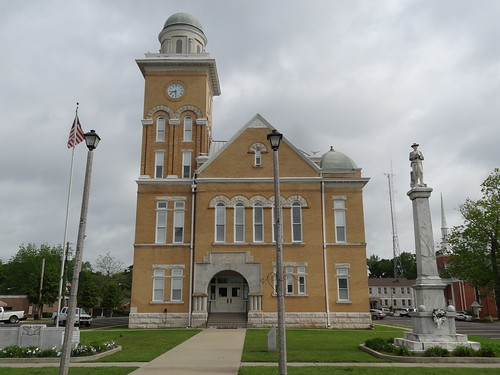 Bibb County Courthouse, Centreville, AL