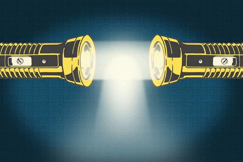 Les physiciens ont créé un nouveau type de lumière et il est plus lourd qu'avant