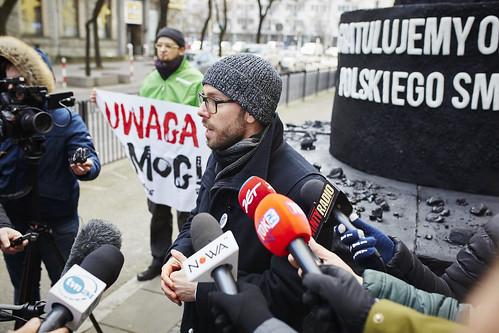 Greenpeace gratuluje Ministrowi Energii skutecznego sabotażu walki ze smogiem