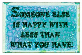 Someone Else Is Happy - Quote