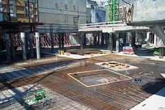 Reinforcing steel Floor -1