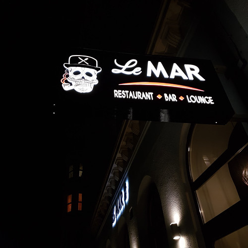 Le mar and further
