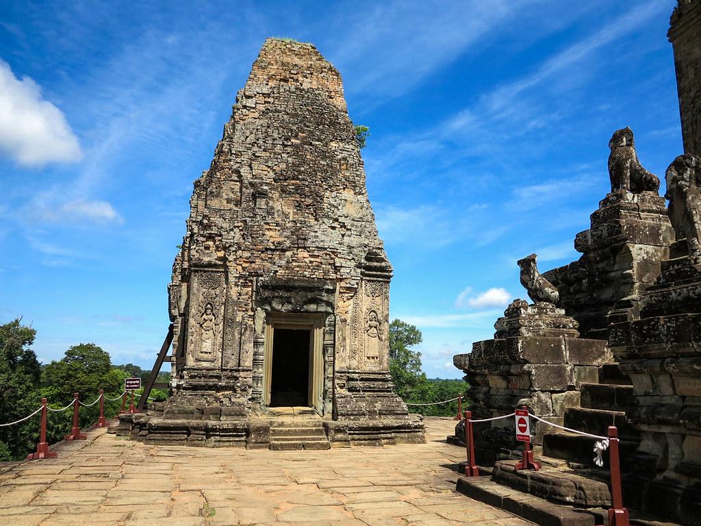 Templos en Camboya
