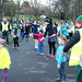Harrogate Junior Parkrun Christmas 2017