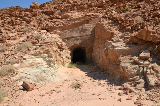 Copper mines, Wadi Feynan, Jordan