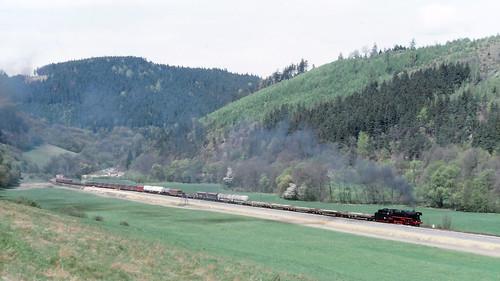 Steam at Oberloquitz
