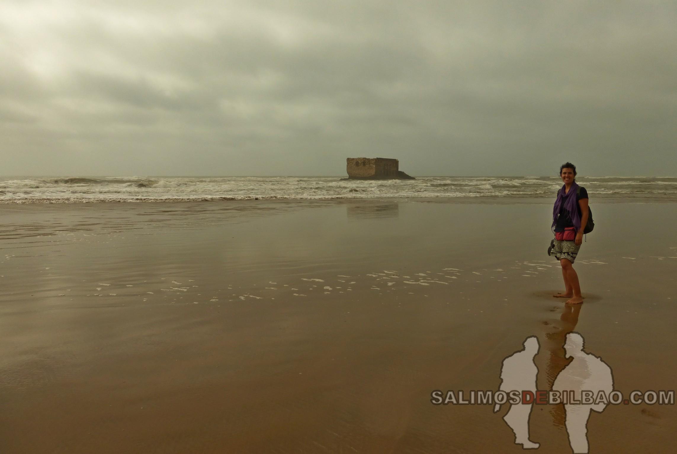 286. Saioa, Playa de Tarfaya