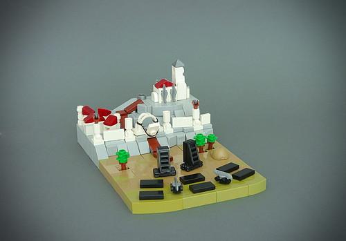 Tiny Siege!