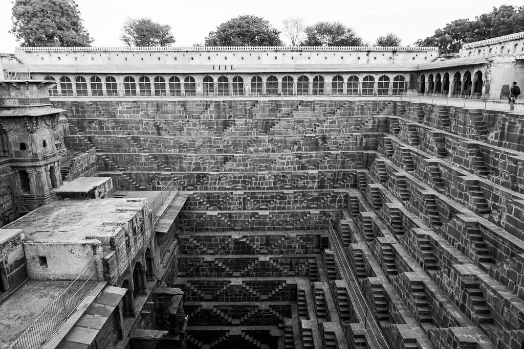 Chand Baori, Abhaneri, Rajasthan, India