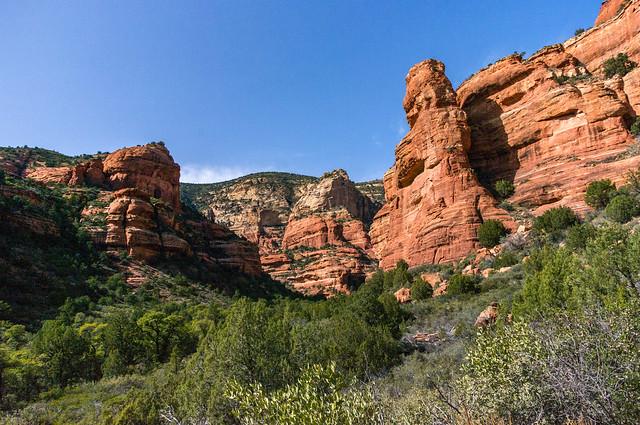 Trails: Fay Canyon No. 53