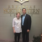 Arkansas Northeastern College Michelle Bennett & Paul - Burdette, Arkansas