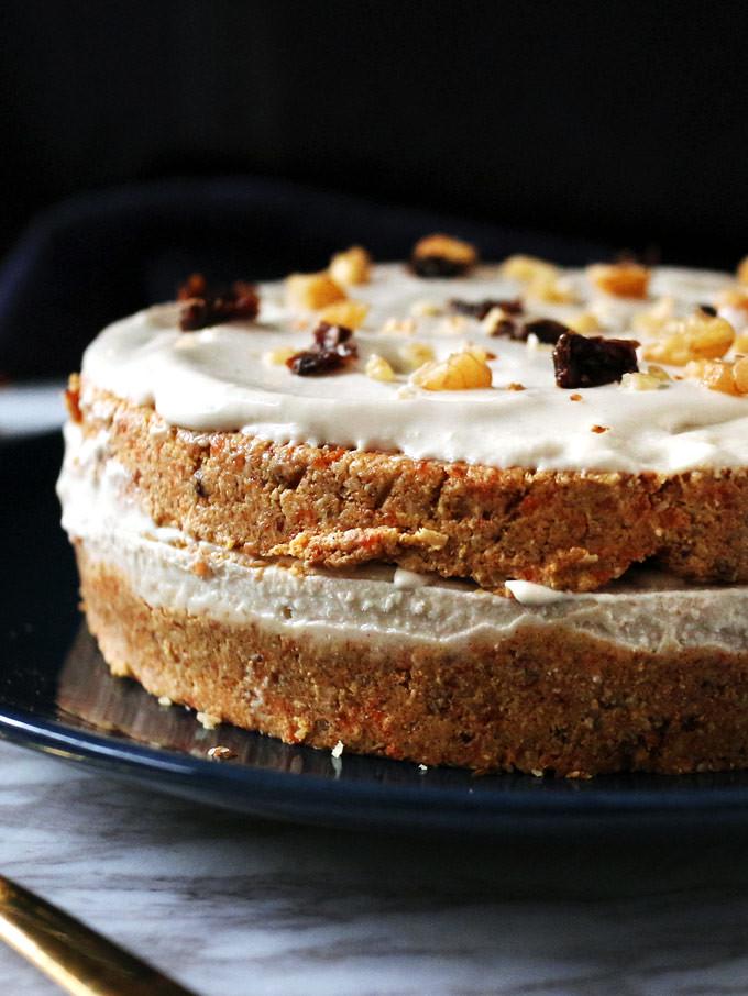 全素免烤紅蘿蔔蛋糕 vegan-no-bake-carrot-cake (10)