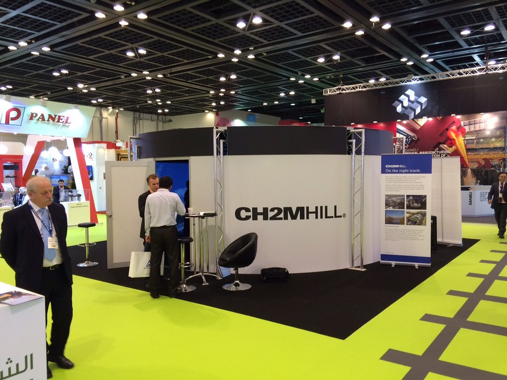 CH2M, March 2015