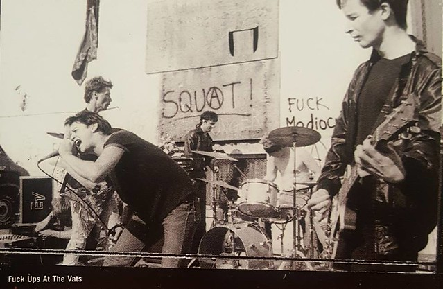 THE FUCK UPS AT THE VAT'S, SAN FRANCSICO 82