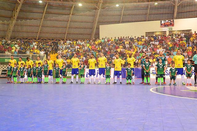 Brasil x Costa Rica | Desafio Internacional