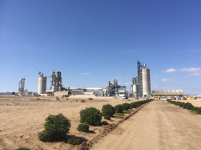 Planta de Cal - Construcción Minera & Energía N°27
