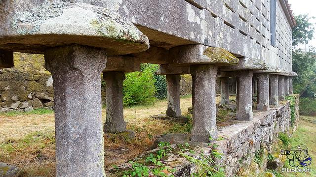 Horreos de Carnota y Lira, los mas grandes de Galicia 14