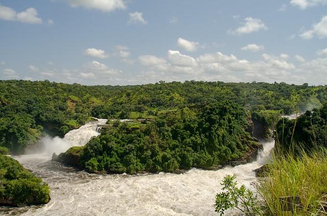 Murchison falls NP - Uganda