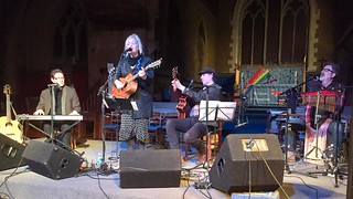 Sally Barker & Chris Conway & Dan Britton @ Kettering Arts Centre