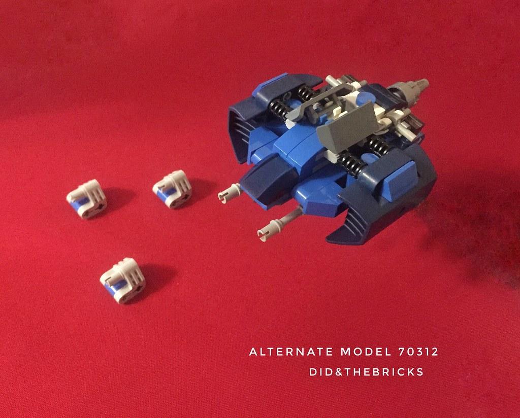 Alternate model set 70312