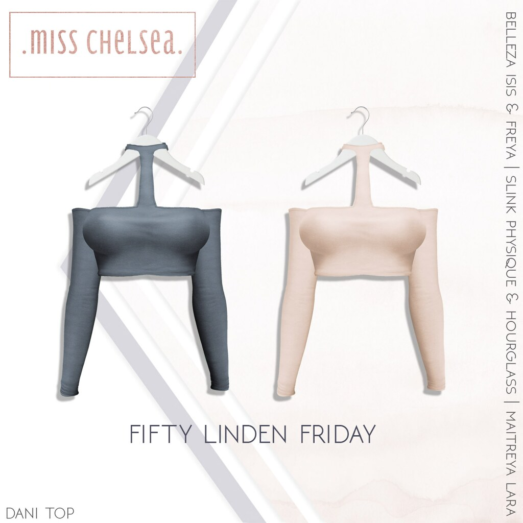 .miss chelsea. Dani Top – FLF