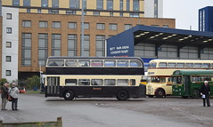 Daimler Fleetline/Northern Counties JBF 169N at the Coventry Running Day 2018