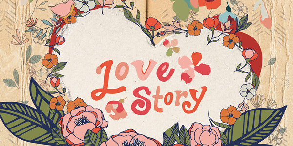 Love Story Blog Button