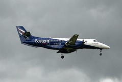 Eastern Airways G-MAJX Bae Jetstream41 BHX