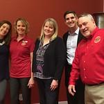 Washington Fire Comissioners Association Team & Paul - Spokane, Washington