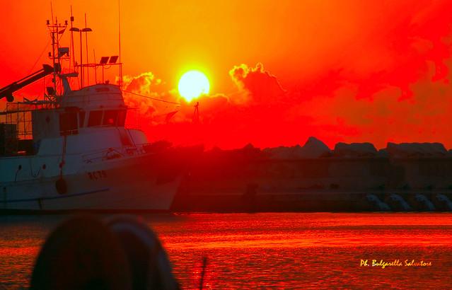 Trapani Sunset