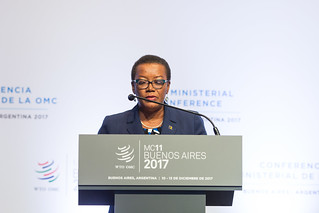 Opening plenary session, 11 December 2017