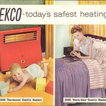 Sat, 2017-12-16 20:56 - EKCO Heating (E. K. Cole Ltd.), Vigo st., London W.1. Brochure HB/60.  1960.