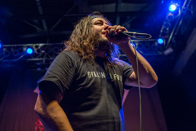 Municipal Waste @ 930Club, Washington DC, 12/17/2017