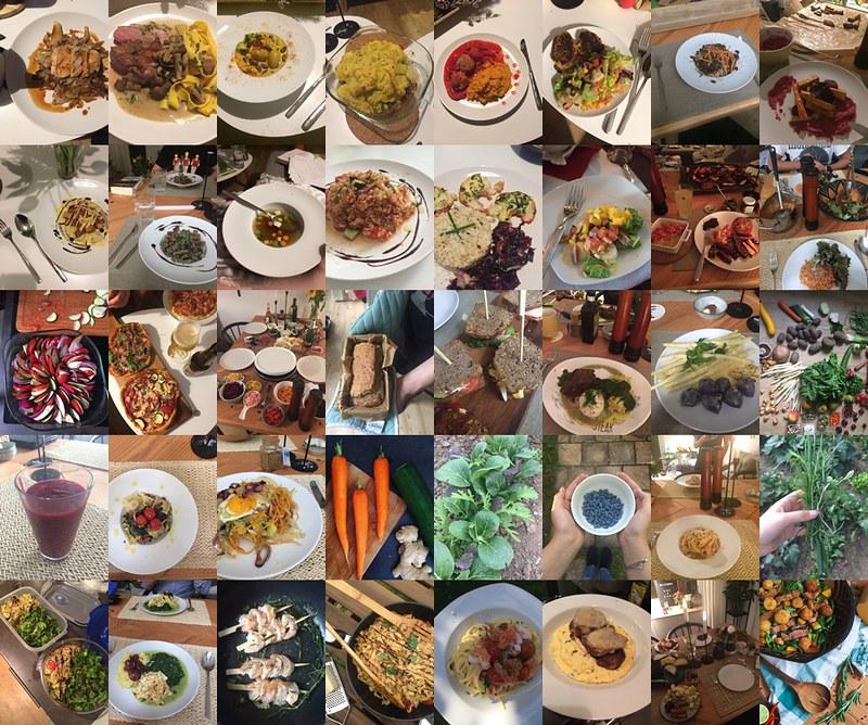 Essen-Jahresüberblick
