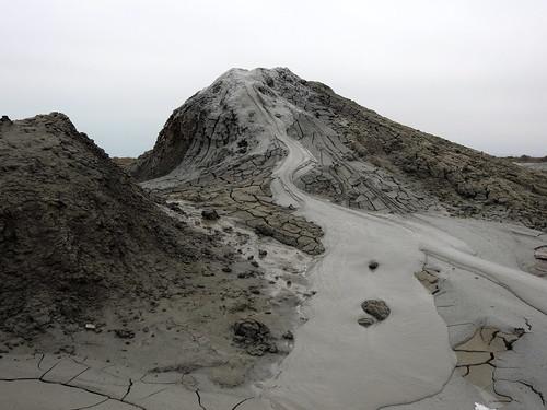 Gobustan (Azerbaijan) - Vulcani di fango