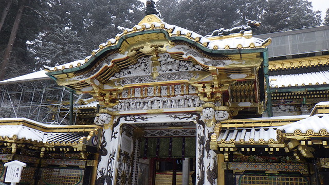 Nikko Toshogu「日光東照宮」