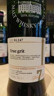 SMWS 53.247 - True grit