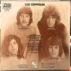 LED ZEPPELIN:LED ZEPPELIN(JACKET B)