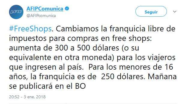 500 dolares de franquicia