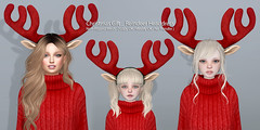 Christmas Gift_Reindeer Headdress