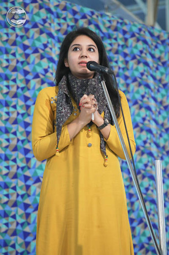 Shobhika Nagpal from Sant Nirankari Colony, Delhi, expresses her views