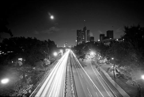 Storrow Drive, Boston - Ilford (2)